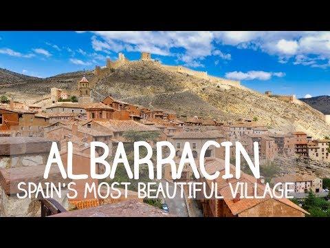 Albarracín: Spain's Most Beautiful Town