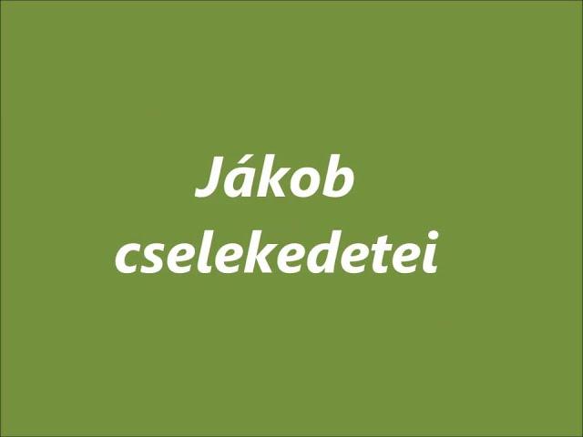 Jákob cselekedetei