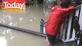 QLD Floods Cleanup Begins | TODAY Show Australia