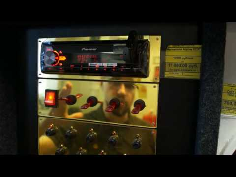 Pioneer MVH-X580BT - достойная магнитола за приемлемую стоимость!