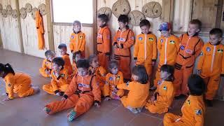 Colònies P5 can Miqueló. Som astronautes