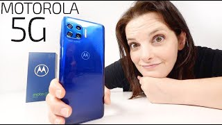 Motorola G 5G plus | una SORPRESA inesperada ¿sin FALLOS?