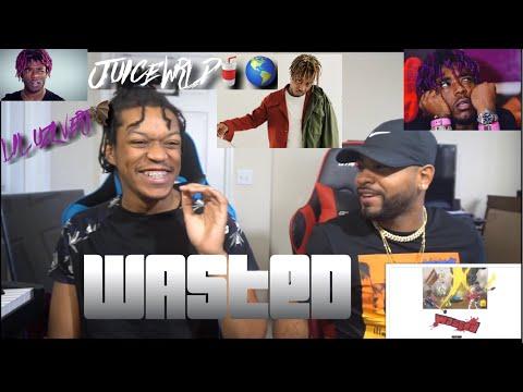 Juice WRLD – Wasted (feat. Lil Uzi Vert) | FVO Reaction