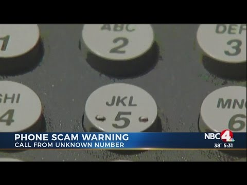 Can you hear me now? Phone scam makes its way through Ohio