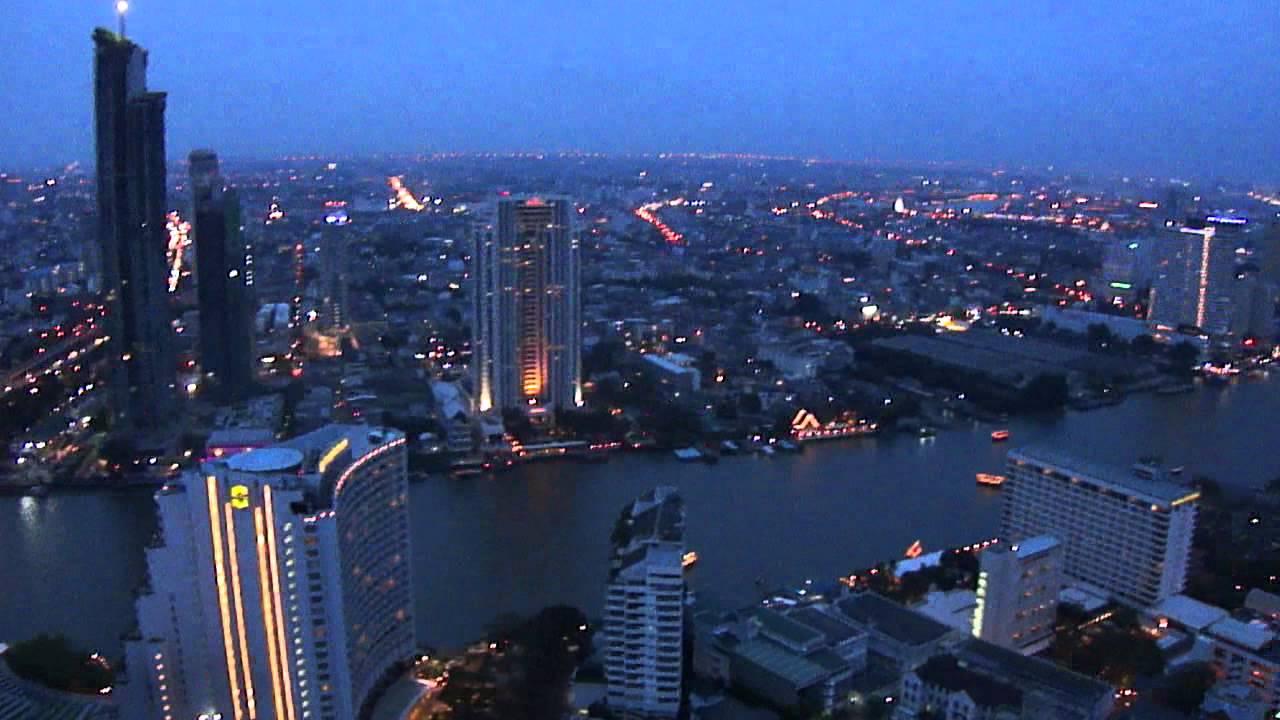 Hotel Lebua @ State Tower, Bangkok Thailand, 2-Bedroom ...
