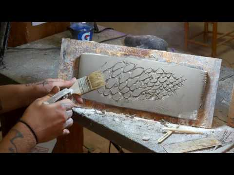 Monster Lab #7: Sculpting Scales In Clay Tutorial