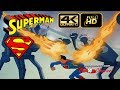 SUPERMAN CARTOON: The Mechanical Monsters (1941) (Remastered) (Ultra 4K)