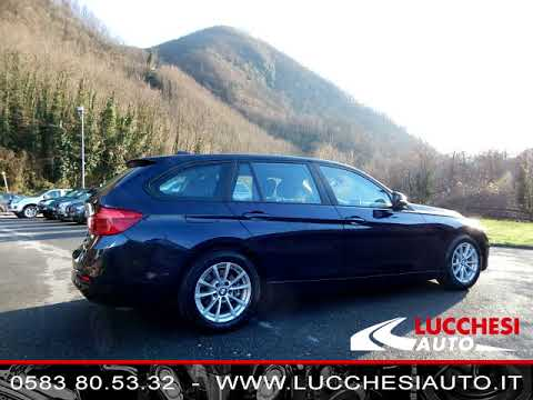 Bmw 318 Serie 3 Touring Busine...