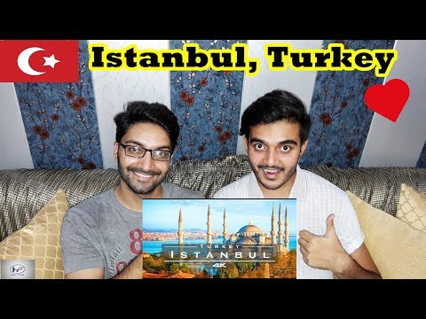 Reaction On: Istanbul, Turkey 🇹🇷 - By Drone [4K]