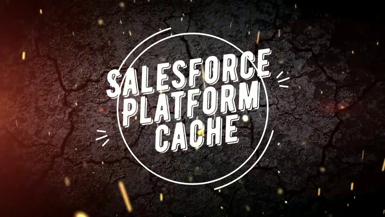 Salesforce Platform cache