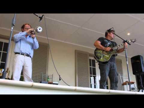 Garden Gig Turramurra March 2014: Tommy Lawson & Paul Terracini