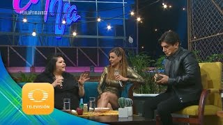 Celeste predice el futuro de Jorge Salinas | ¡El Coque va! | Televisa Televisión