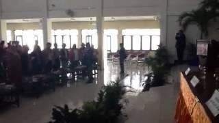 Mars Hanura Berkumandang di Kabupaten Grobogan