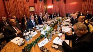تواصل الجهود السياسية لإيجاد حل للأزمة السورية