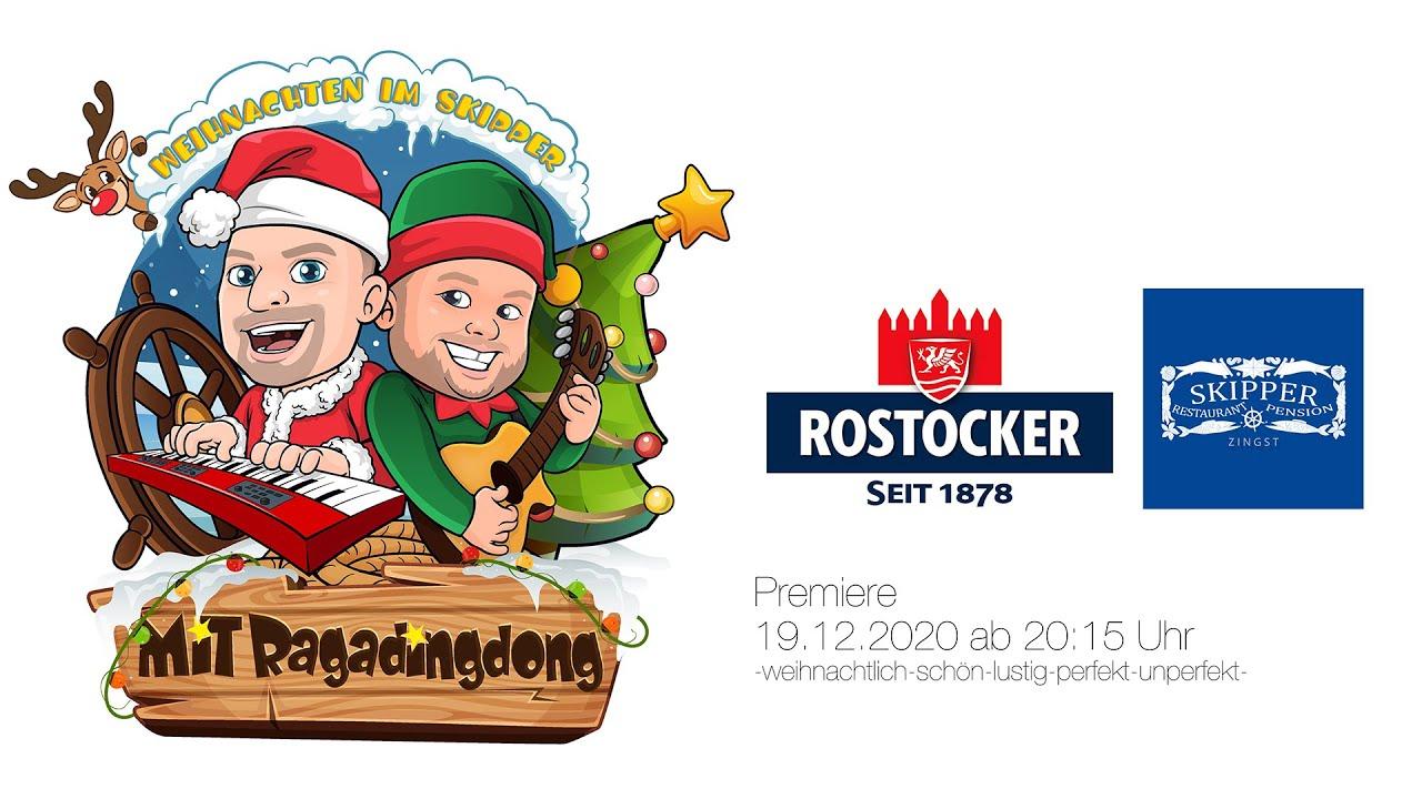 Weihnachten im Skipper mit Ragadingdong