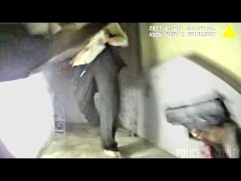 Bodycam Footage Of San Francisco Police Shooting Sean Moore