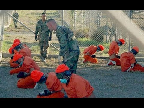 The worst prison on earth is Guantanamo Bay detention camp
