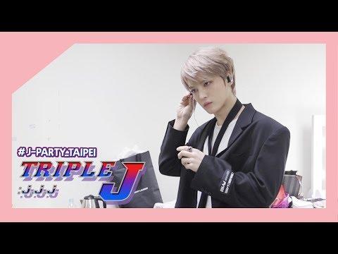 [TRIPLE_J] EP.6 밀착취재 김재중👀 in 아시아투어 대만/태국 제이파티🎂 ㅣ김재중(KimJaeJoong)