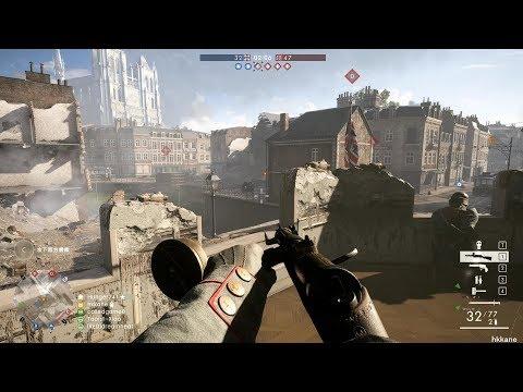 Battlefield 1 Multiplayer PC Gameplay P.76