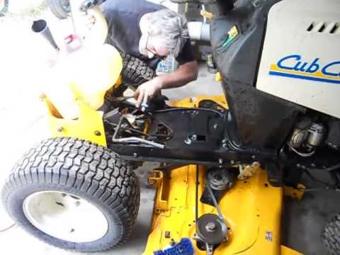 Hqdefault on 1042 Cub Cadet Riding Mowers
