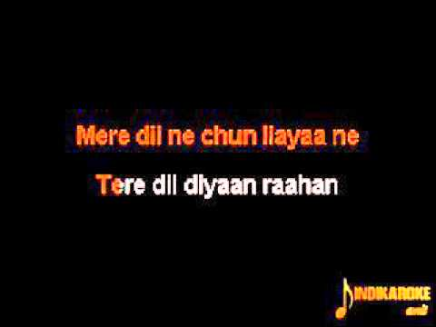 Main Tenu Samjhawan Alia Bhatt Unpluged Version Karaoke