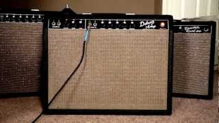 1964 Fender Deluxe with Mario Martin T-Style