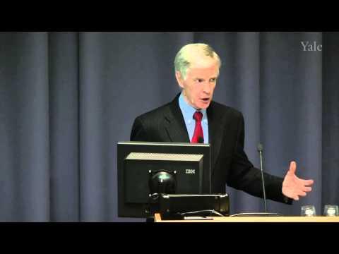 Jackson Institute Senior Fellow Lecture Series with Ambassador Ryan Crocker