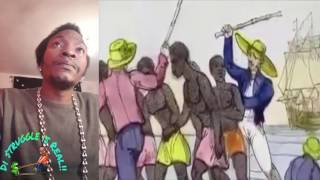HISTORY : EARLY SLAVERY DAYS & BUCK RAPING OF MEN IN JAMAICA