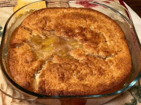 How to Make Pineapple Cobbler (Cooking With Granny)