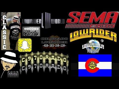 CLASSIC COLORADO @ THE SEMA SHOW LAS VEGAS 2014 – 2015 LOWRIDER