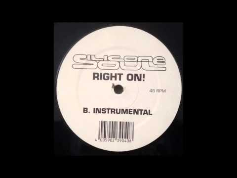 Silicone Soul   Right On! Instrumental