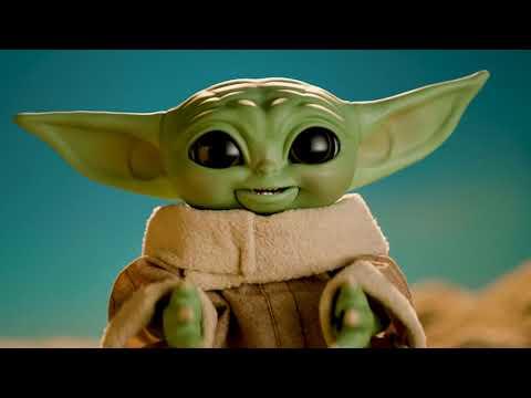 Star Wars - Galactic Snackin' Grogu - Video