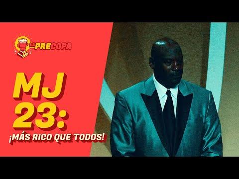 Michael Jordan: ¿Cuánto dinero tiene? | La Precopa | Los Pleyers