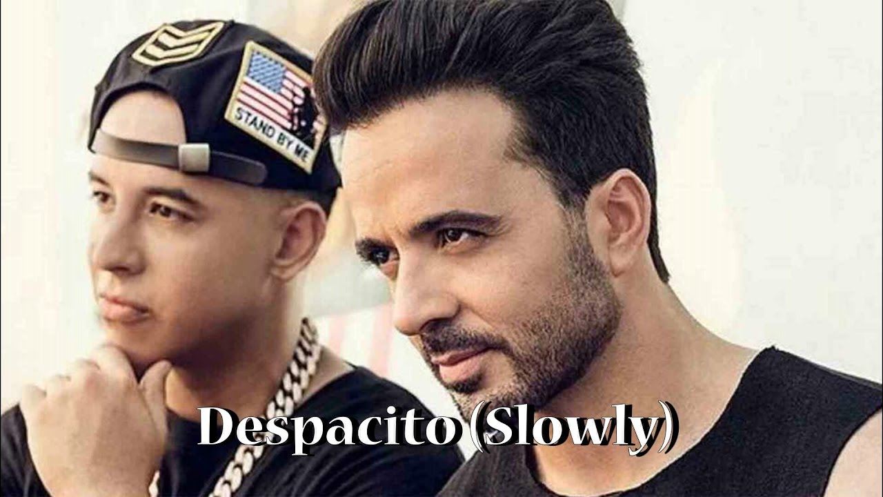 Luis Fonsi-Despacito(Slowly) english lyric - YouTube