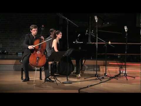 Pau Casals, Pastoral (1893) for Cello and Piano