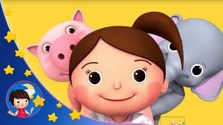 See Saw Margery Daw | Baby Lullabies | Sleeping Baby