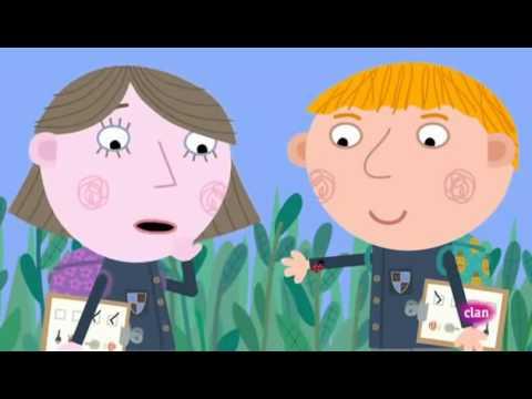 El pequeño reino de Ben y Holly 1x10 - La excursión de la Sta Cookie