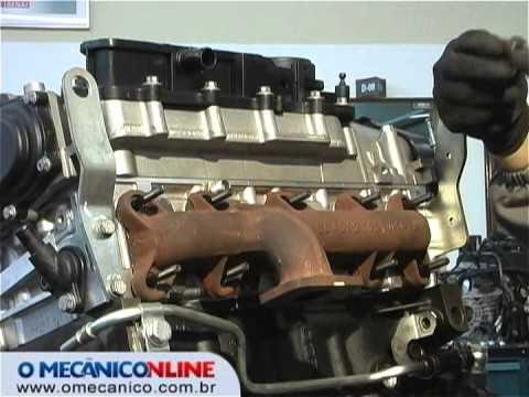 Desmontagem do motor F1A da Fiat Ducato - cap. 1