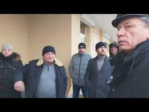Выездное оперативное совещание по реконструкции площади Победы  г. Новомосковск.
