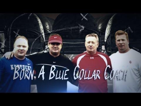 "Mark Stoops Special Presentation ""Born A Blue Collar Coach"""