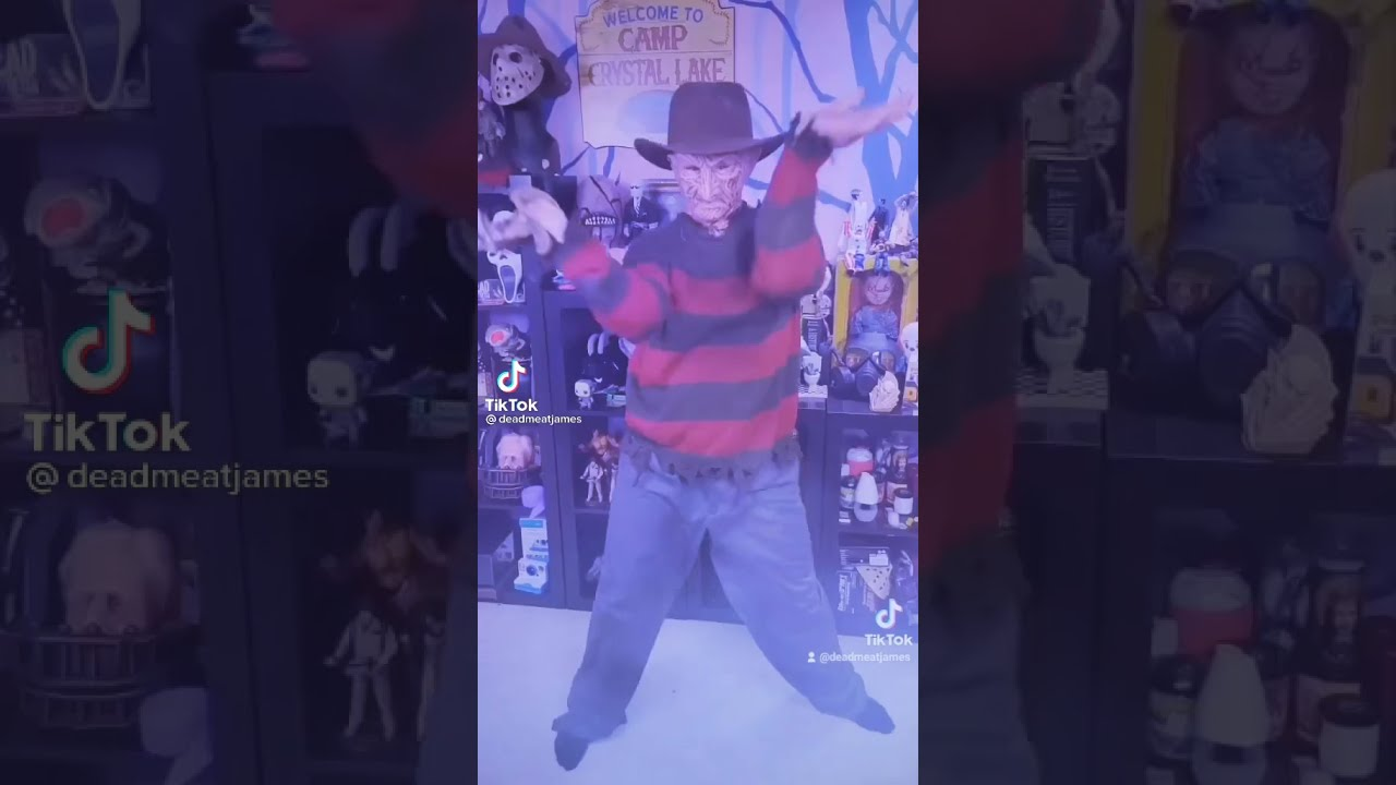 Freddy Got the Moves