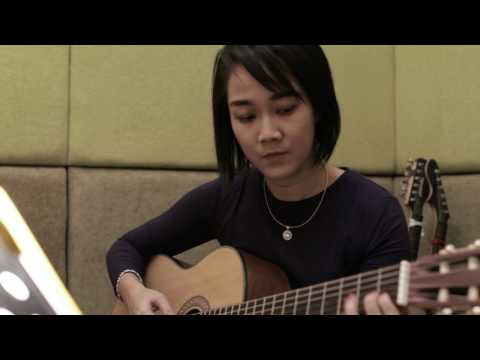 Sahabat Jadi Cinta Guitar Cover by Anne