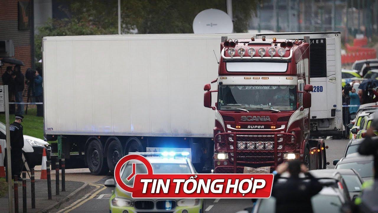 Tài xế container chở 39 người chết ở Anh bị truy tố