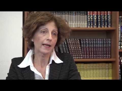 Ospedale Israelitico Di Roma: Video Intervista Alla Dott.ssa Assunta Liguori