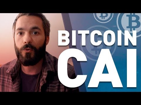 Por quê o bitcoin caiu de novo