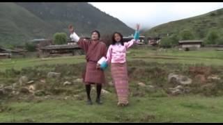 Bhutanese Movie Music Video from Khorwai Zhencha Song