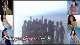 Girls in bikinis Filipino