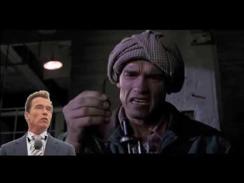 Arnold Schwarzenegger's Total Recall Commentary