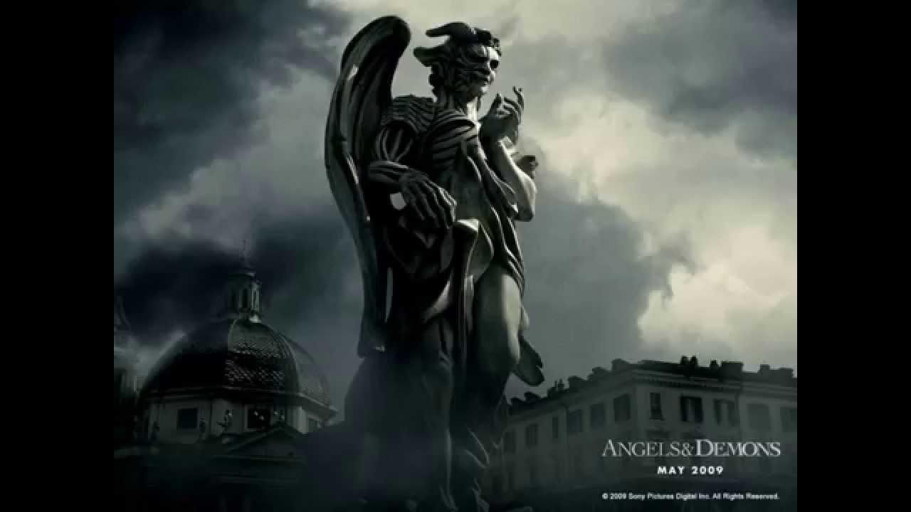 Image Ange Et Demon anges et démons - soundtrack mix.wmv - youtube