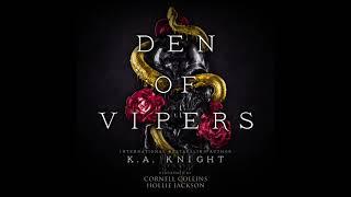 Den of Vipers AudioBook